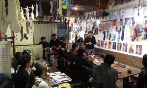 画像:ミステリーな仏像トークイベント(吉祥寺クワランカ・カフェ)